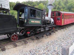 Cog Railway to Mount Washington