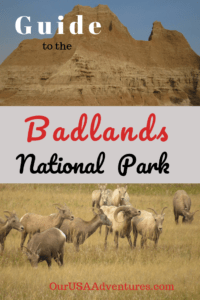 Guide to the Badlands National Park