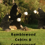Ramblewood Campground in Pittsburge New Hampshire