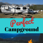 Find your perfect campground