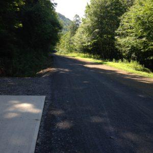 The Pine Creek Rail Trail