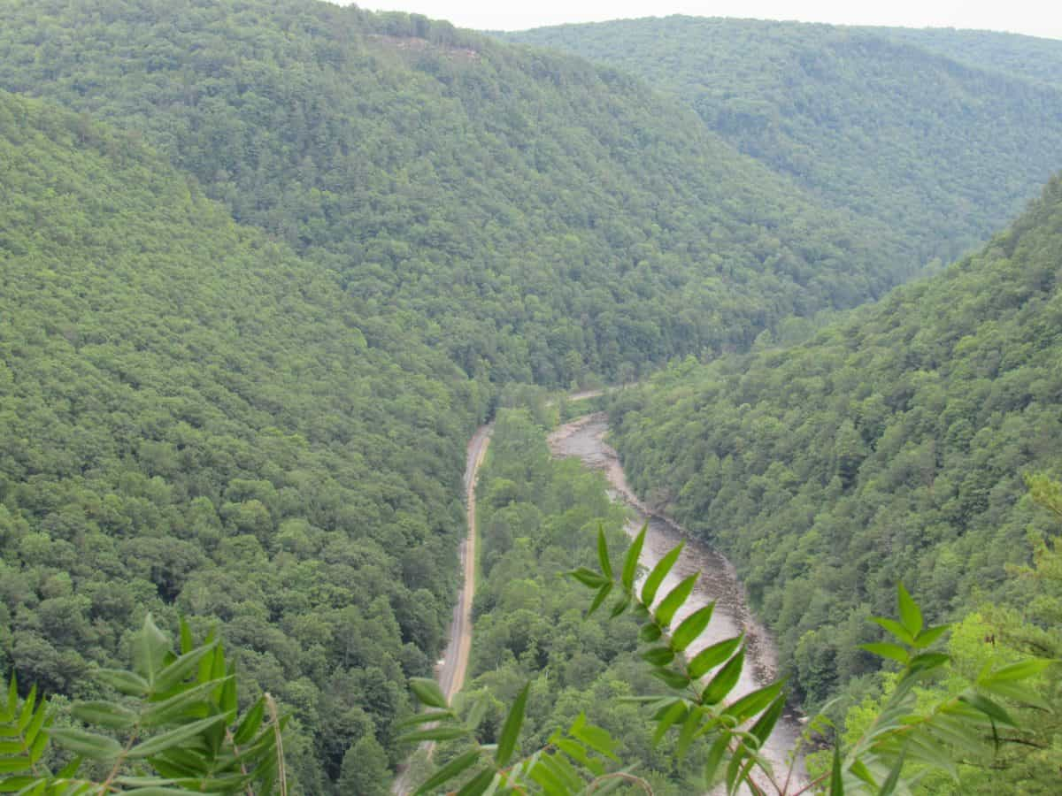 Pennsylvania's Pine Creek Rail Trail