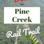 Pine Creek Rail Trail PA