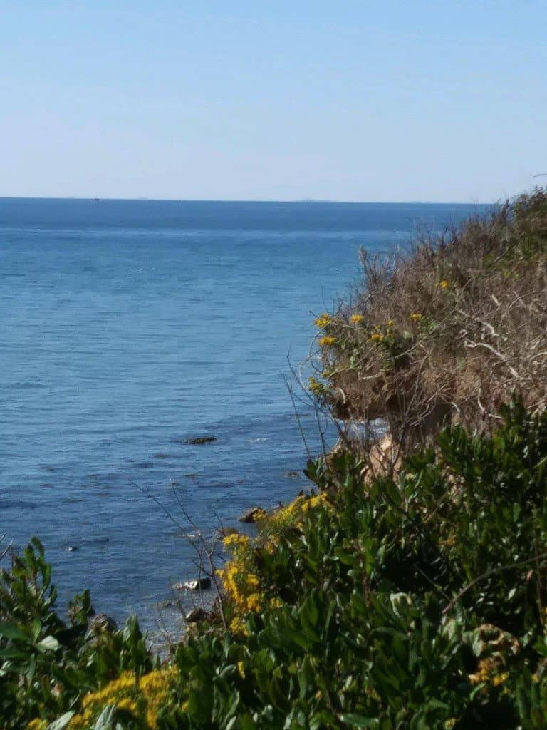 View from Block Island