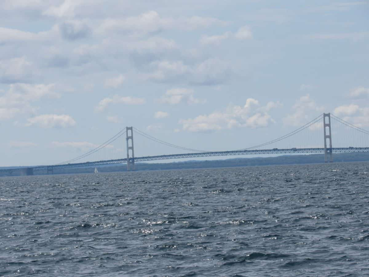 Mackinac Bridge Gateway to the Upper Peninsula