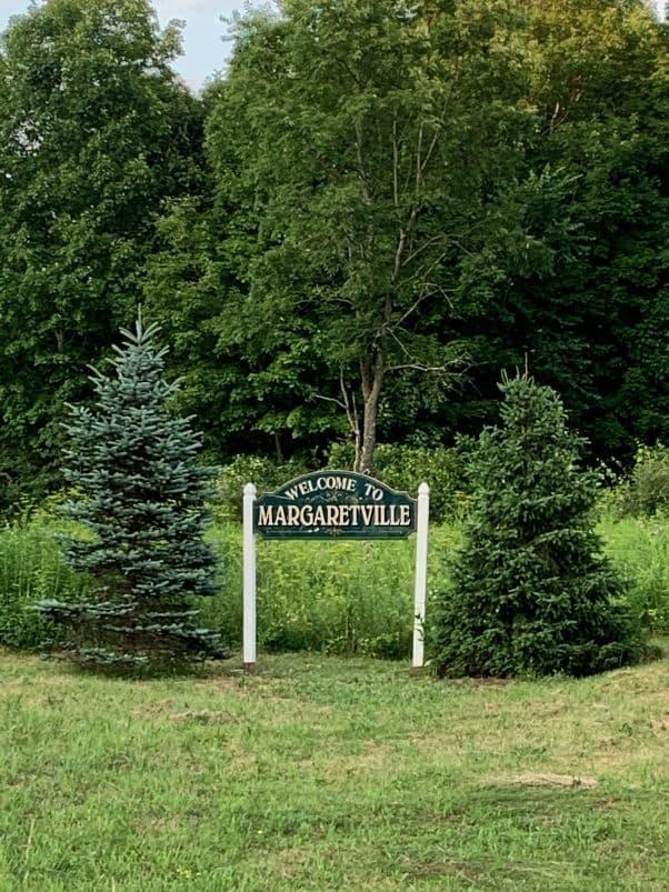 Margaretville, NY aka Grandma's Mountain