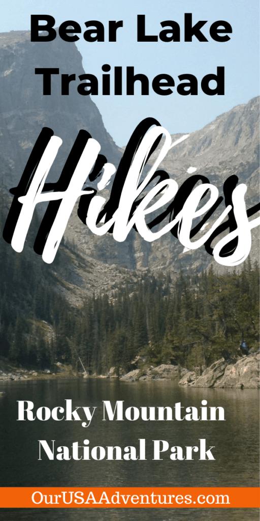 Bear Lake Trailhead Hikes