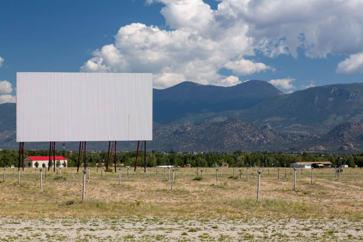 Drive-In Movie Theaters in New York
