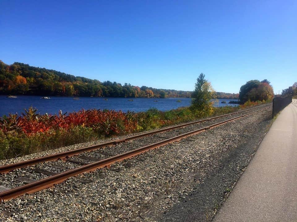 Kennebec River Rail Trail