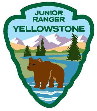 Yellowstone National Park Junior Ranger Patch