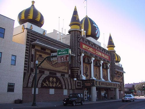Corn Palace in Mitchell SD