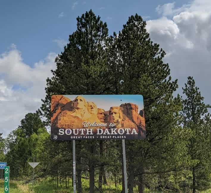 101 Things to see in South Dakota