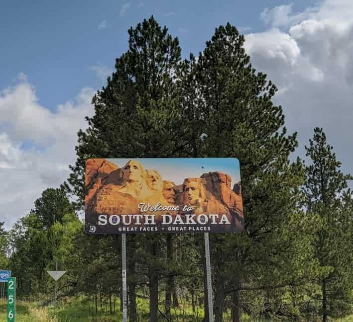 101 Things to see in South Dakota