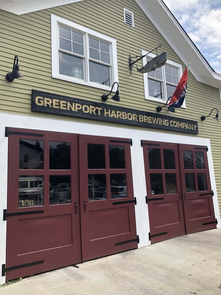 Greenport Harbor Brewing Company on Long Island North Fork